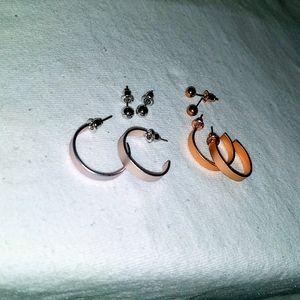 4 Piece Earring Bundle By Jasmine Lane Jewelry Co.